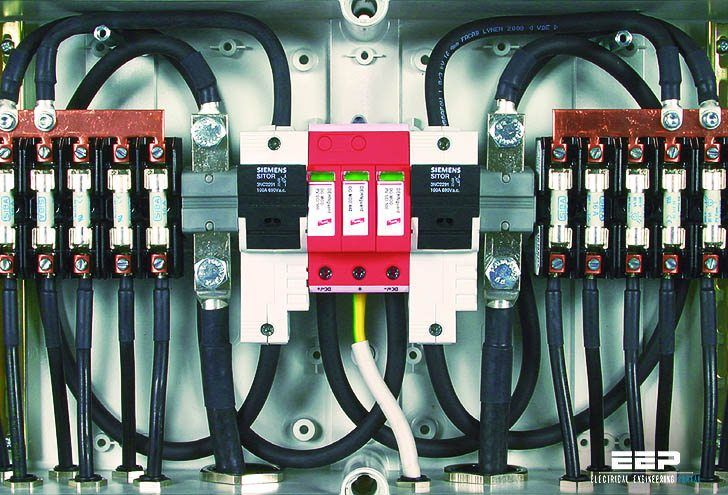 9 Recommended Practices For Grounding Surge Protection Devices Surge Protection Electrical Installation