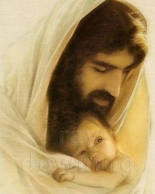 #JesusLovesTheLittleChildren