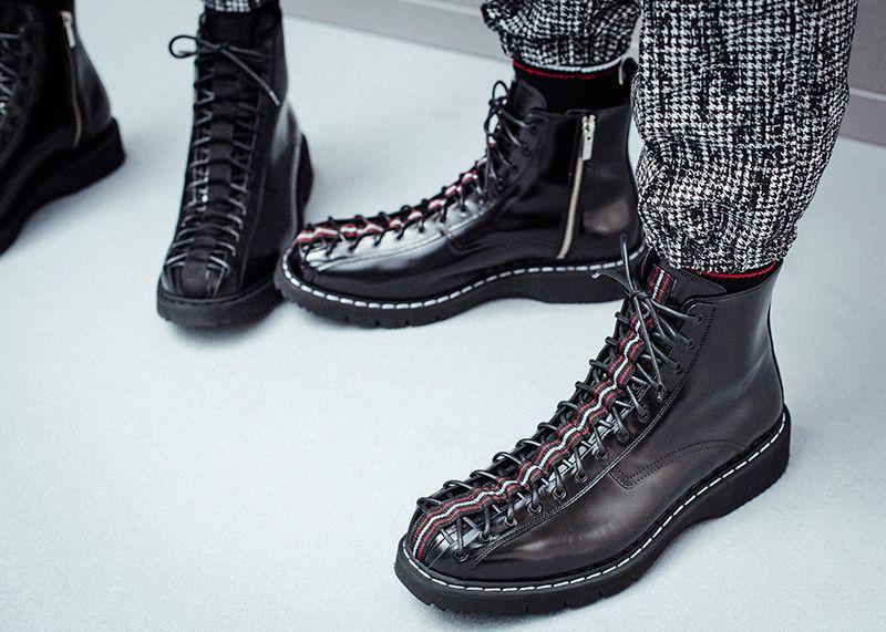 229d83bd95e1 Dior Homme SS17 Backstage   footwear   Dior homme, Dior, Fashion