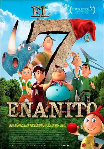Ubi, el séptimo enanito, emprende un viaje al futuro con sus compañeros enanos para conjurar una maldición de la Reina de Hielo En: http://absys.asturias.es/cgi-abnet_Bast/abnetop?SUBC=03240103&ACC=DOSEARCH&xsqf02=enanito+video+septimo  http://www.filmaffinity.com/es/film355569.html