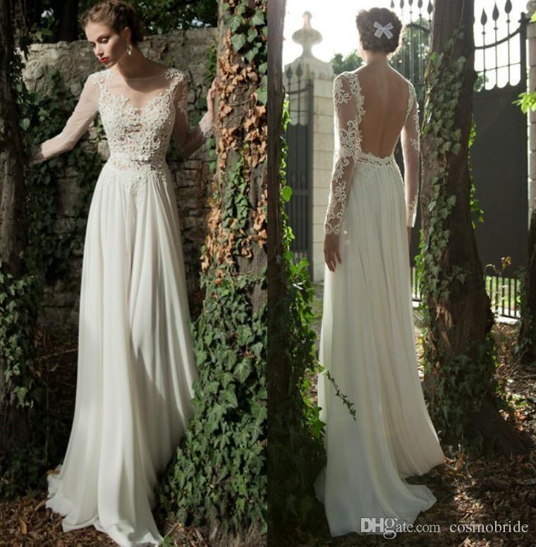 Cheap Wholesale Hot Sale 2015 Decent Wedding Gown High Collar 3/4 ...