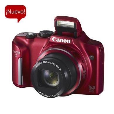 Imagen de SX170IS Rojo