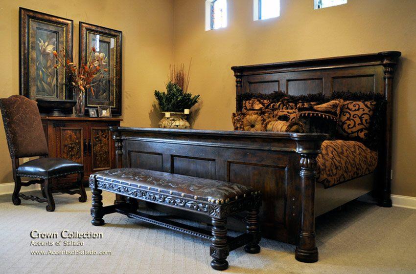 Tuscan Bedroom Furniture | Home - Bedroom | Pinterest | Tuscan ...