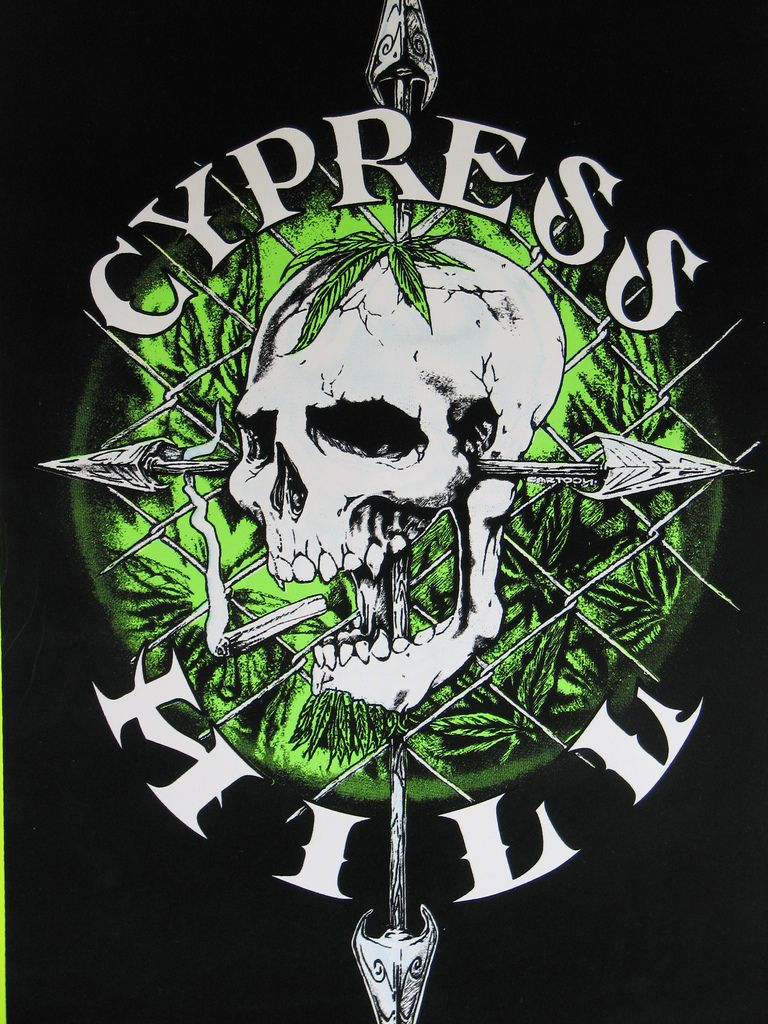 Cypress Hill, Notting Hill Quotes