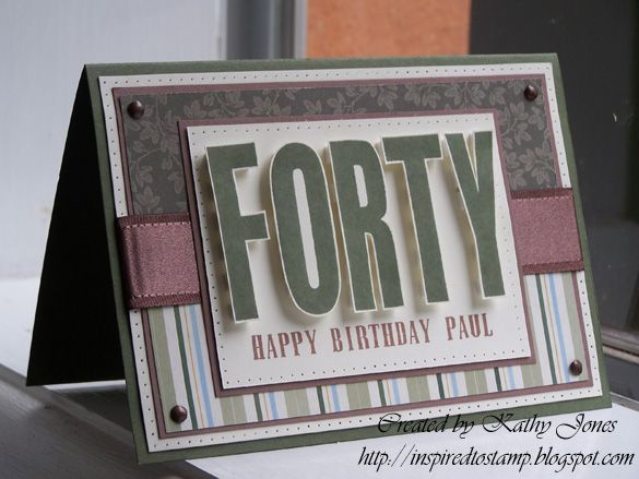 11 best images about Pete 40 card ideas – 40th Birthday Card Ideas
