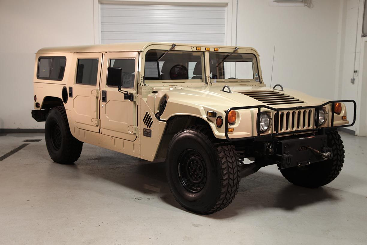 Image for hummer h1 military sale