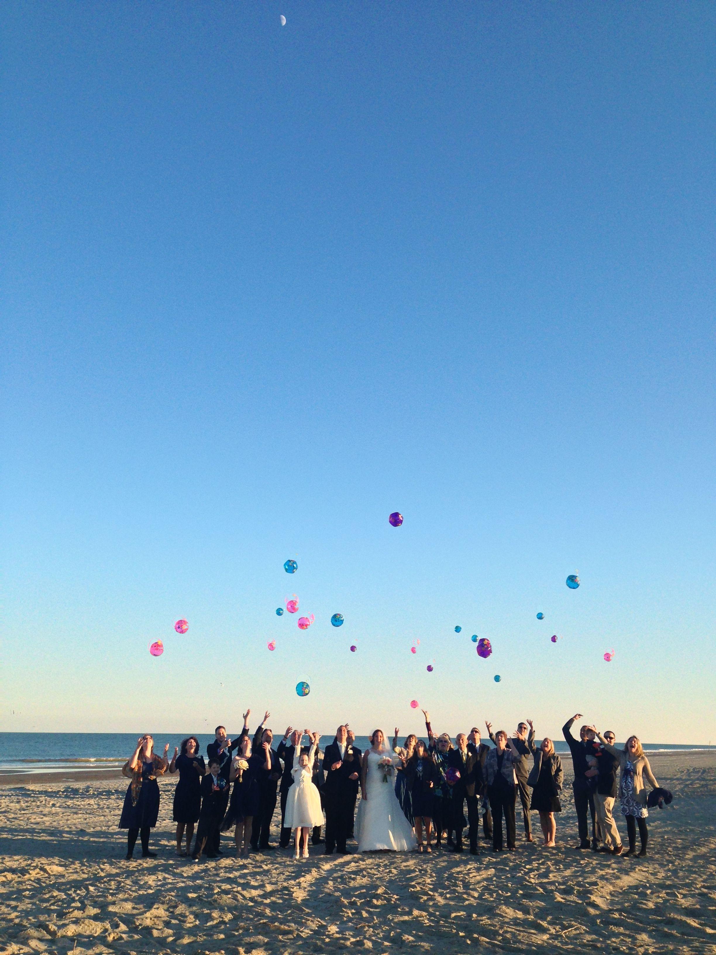Real Tybee Island Wedding By Savannah Beach We Kinda Rock