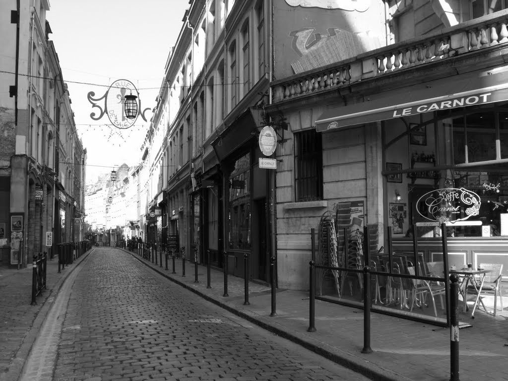 walk through the old city ( Lille) - promenade dans le vieux Lille