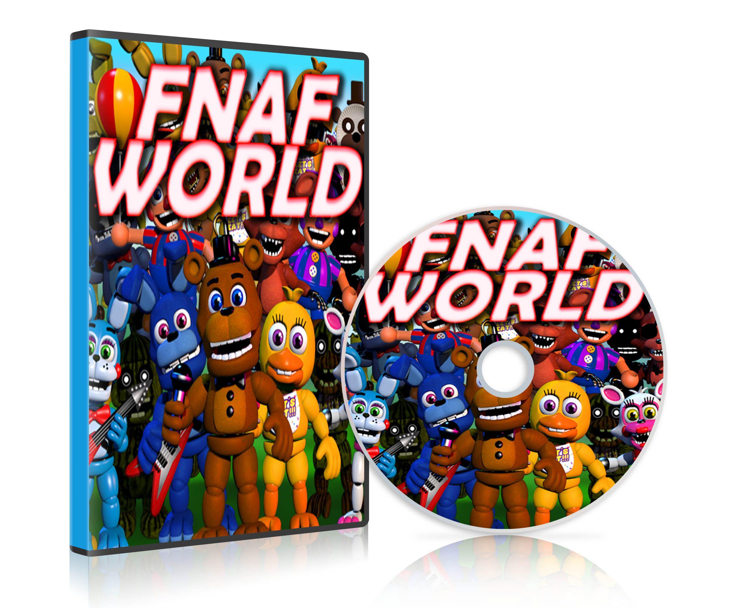 Fnaf World Download - Keshowazo