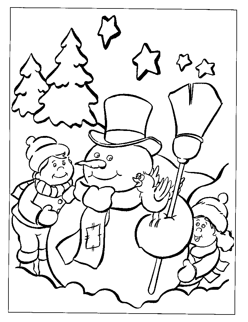 Free Printable Disney Christmas Coloring Pages | Coloring Pages ...