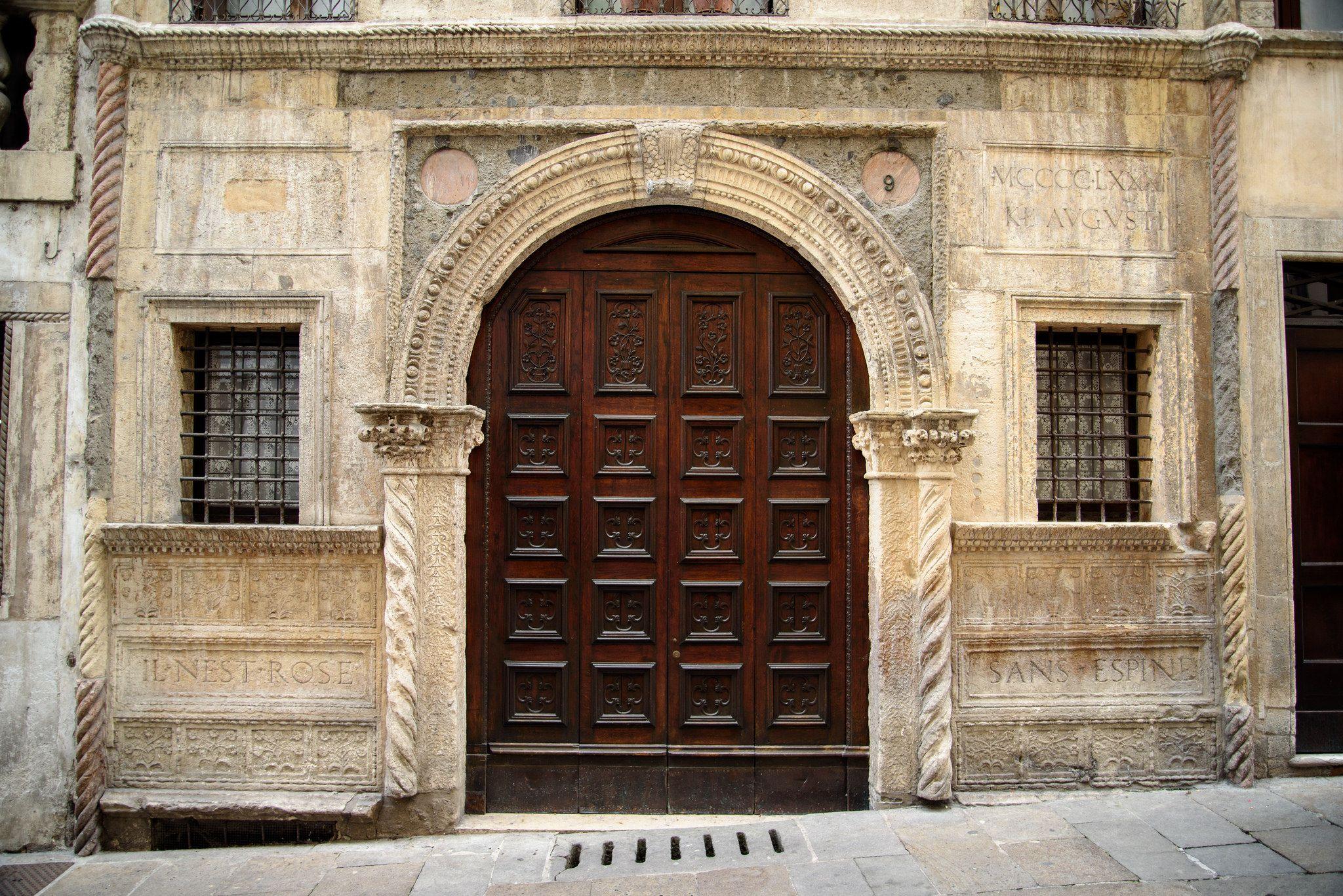 Vicenza - Casa Pigafetta | Vicenza | Italy culture, Italy