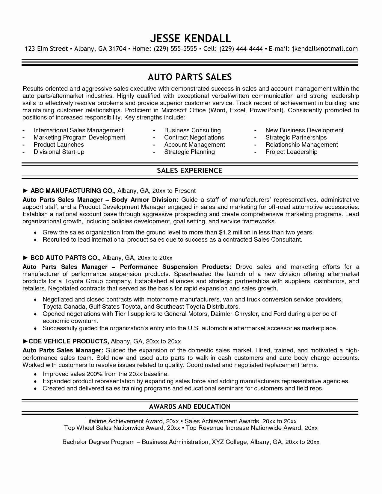 Valid Cover Letter for Sales Consultant Job Resume