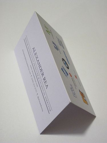 folded mini resume Makai - Self Marketing Pinterest Creative - field merchandiser sample resume