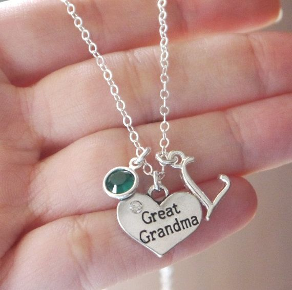 great grandma great grandma necklace great grandma gifts