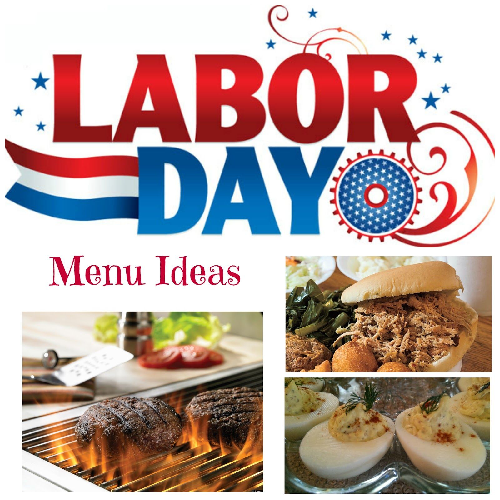 labor day, labor day menu, holidays, southern cooking, ideas