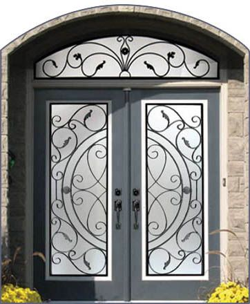 Perfect Beautiful Wrought Iron Doors 234027 Home Design Ideas Iron Front Door Wrought Iron Doors Iron Doors