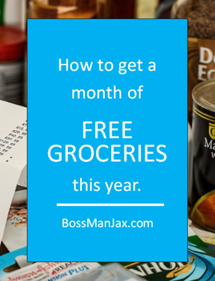 Diy One Month Of Free Groceries Per Year With Images Free