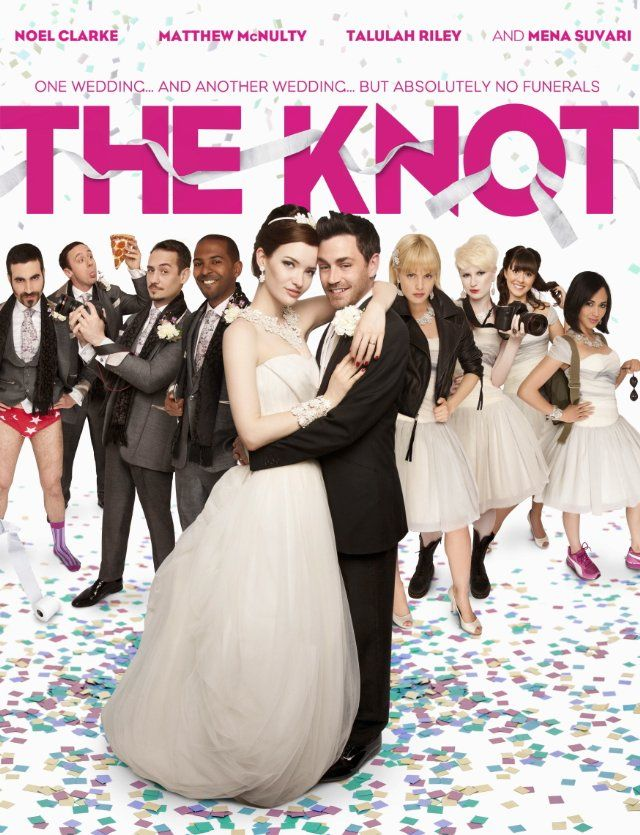 The Knot Film releases on 5th October - re-pinned from Noel Clarke's Pinterest Board