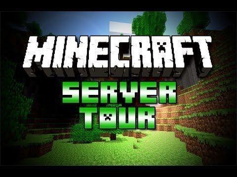 Touring My Minecraft Server   1.8.3  