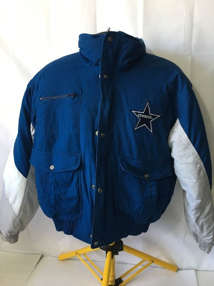 best website 7ef66 6788b NFL Dallas Cowboys Stitched Triple Fat Goose Down Gamer ...