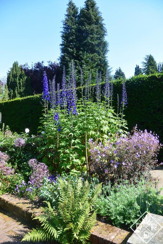 Sylvia's Garden at Newby Hall. | Garden, Trip, Red dirt