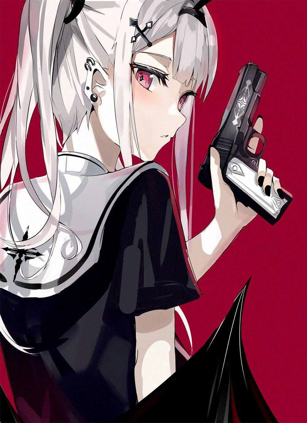 Pin on Anime 9D girl
