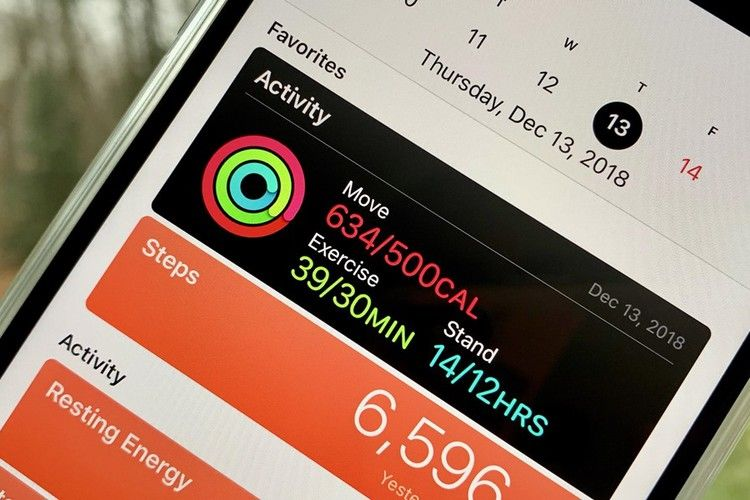 How to Figure Out Your Total Calorie Burn in Apple's