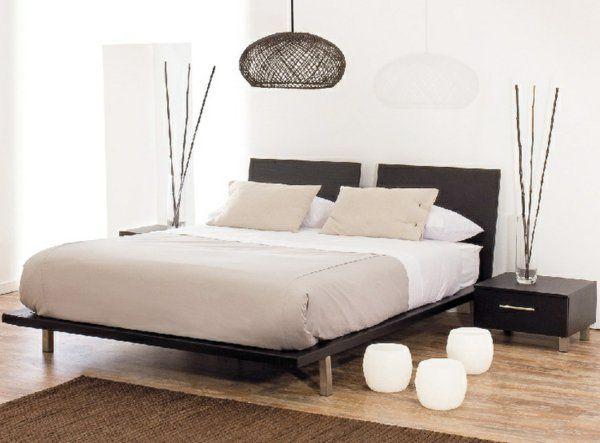 12 idées pour décoration zen de votre chambre à coucher | Zen ...