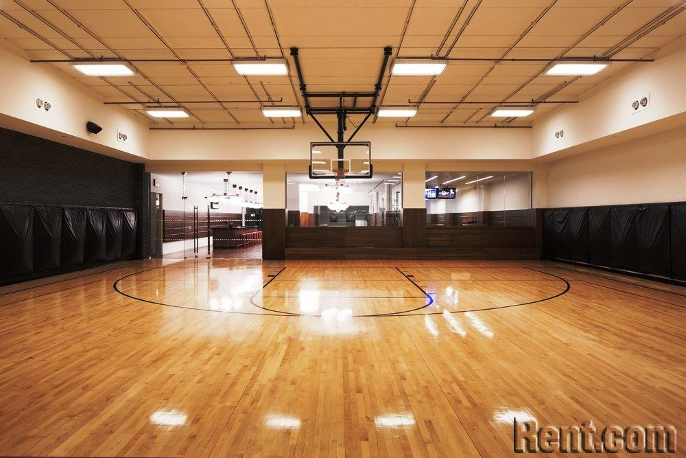 The Top 5 Most Baller Amenities At Luxury Apartments Rent Blog Indoor Basketball Court Indoor Basketball New York Basketball