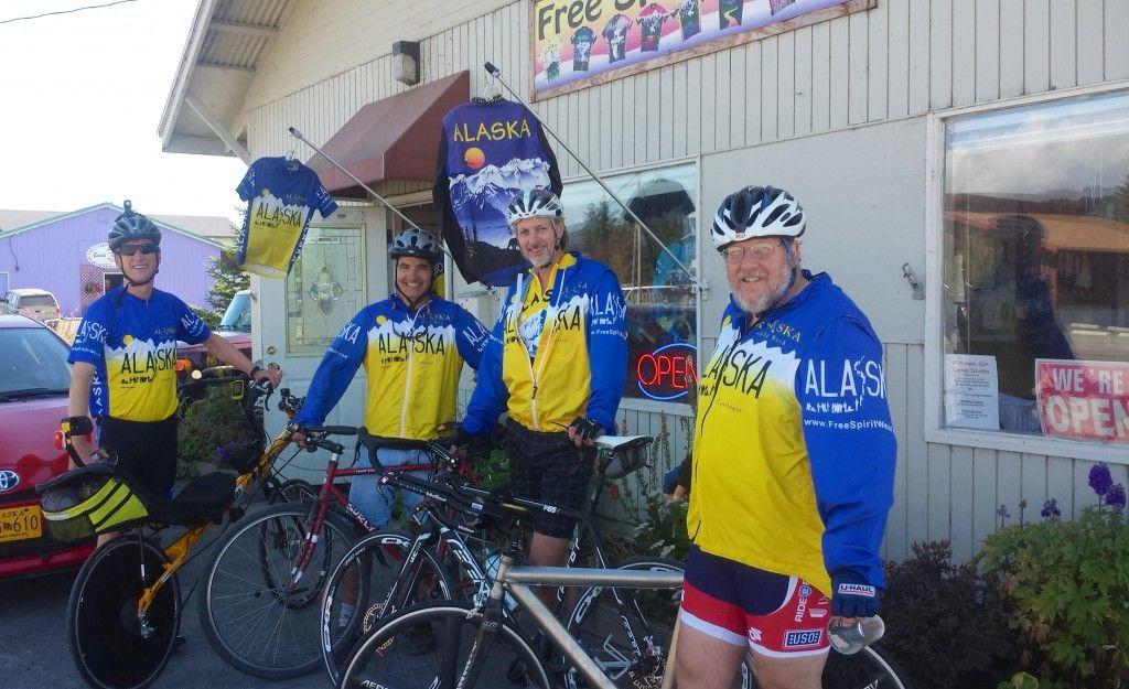 Post_Gold Rush Biker Dudes Senior games, Free spirit