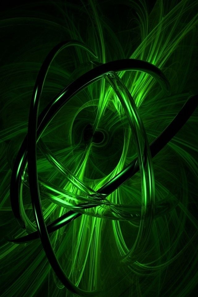 Hd Green 3d Design Iphone 4 Wallpapers Backgrounds Cool Wallpapers For Phones 3d Wallpaper For Mobile Backgrounds Phone Wallpapers
