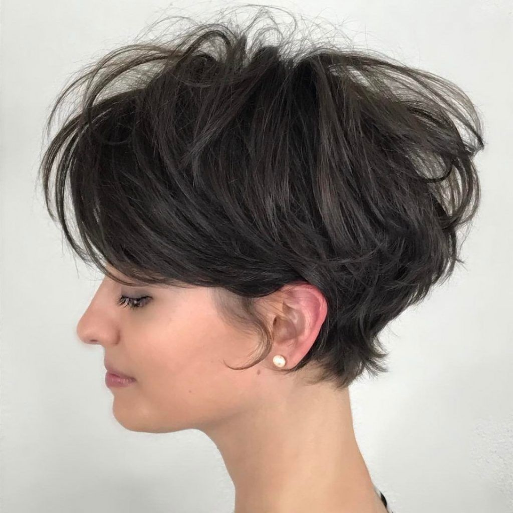 26 Short Hairstyles Faces Double Chins Chins Double Faces Hairstyles Short Shorthair In 2020 Hair Styles Short Hair Styles Hair Styles For Women Over 50