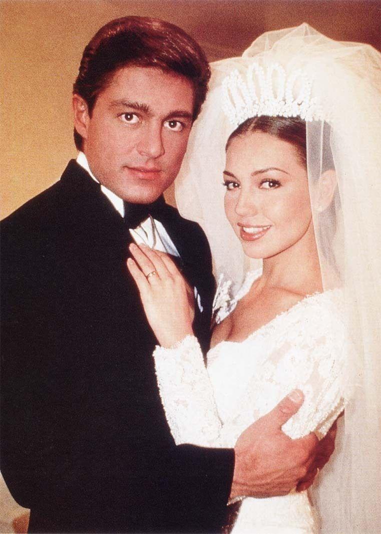 ???????? ?? ??????? maria la del barrio y luis fernando   Fernando colunga,  Series y novelas, Telenovela