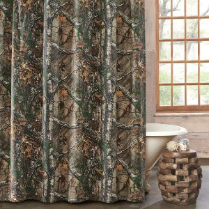 Ducks Unlimited Flyway Shower Curtain