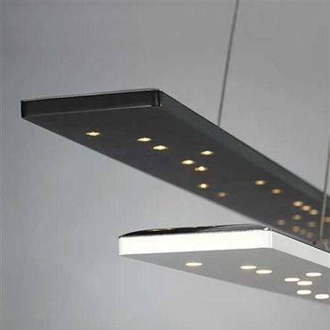 Parallax Led Linear Suspension Tech Lighting At Lightology