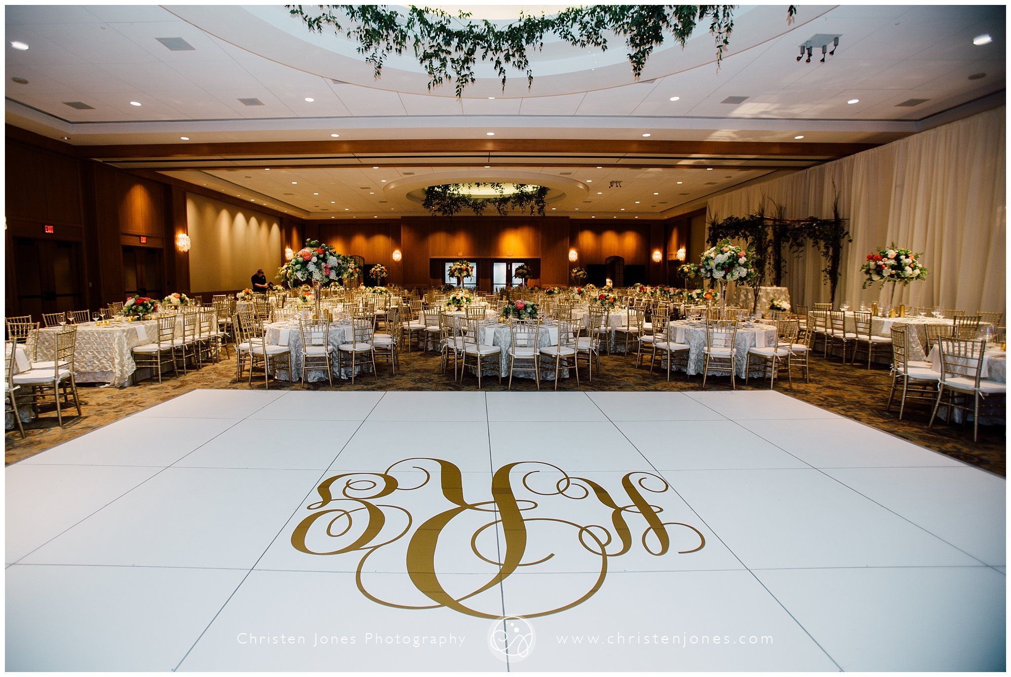 Temple Israel Memphis Wedding Venue Reception Shindigs By Sheril Christen Jones Photography