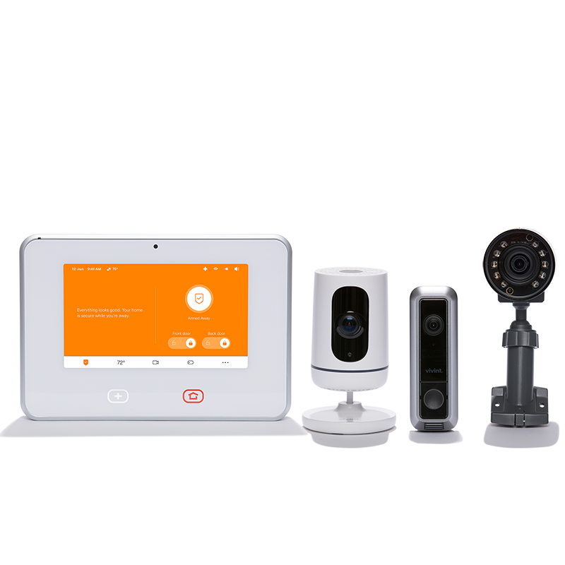 Vivint Smart Home Security Systems Smart Home Security Home Security Systems Vivint Smart Home