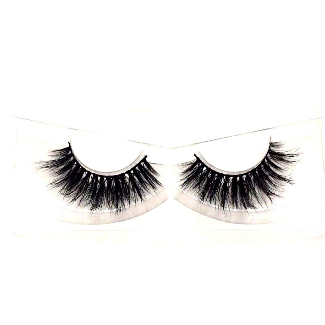 Handmade 3d Siberian Mink Fur Eye Lashes Kaui By B Luxx 100