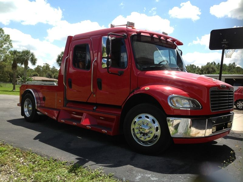 2005 Freightliner M2 106 Sportchassis For Sale By Owner Naples