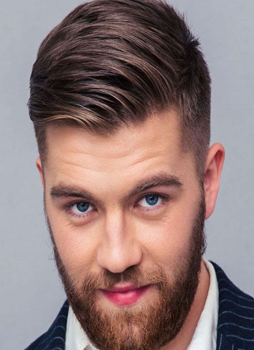 Famous Side Part Men Hairstyle Ideas 2020 Professional Haircut