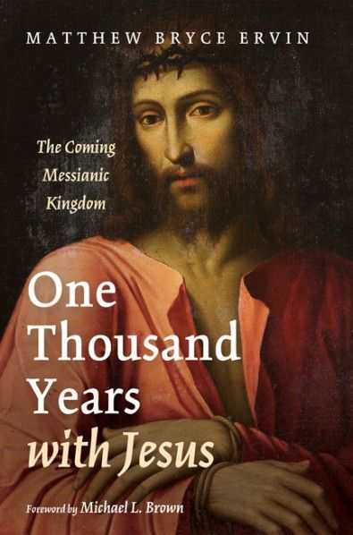 One Thousand Years with Jesus (The Coming Messianic Kingdom; BY Matthew Bryce Ervin; FOREWORD BY Michael L. Brown; Imprint: Resource Publications). The time is coming when the world will be radically changed for the better. It will last for a thousand years, bookended by resurrections, first of the just and then of the unjust. Satan will be chained in the abyss, no longer free to influence the nations. The saints will reign alongside the King of kings, Jesus Christ. This is a time that…