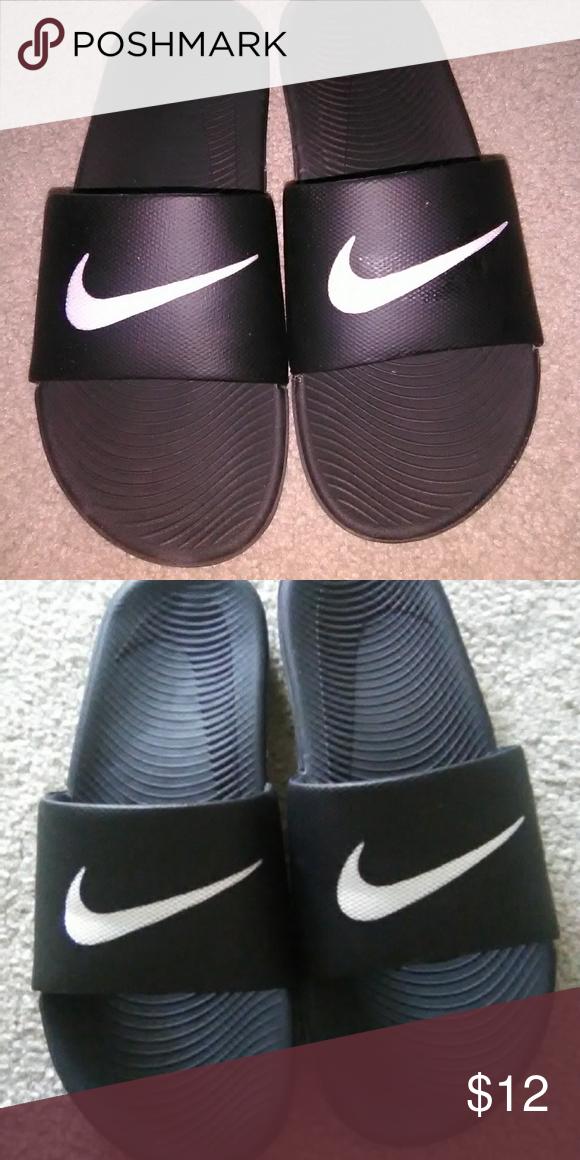 Nike Slides Mens 11. Nike slides. Brand