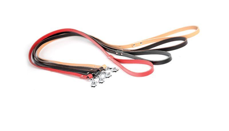 PL Smycz pojedyncza, nitowana ENG Single Riveted leash GER Hundeleine, einzeln, genietet www.dingo-shop.com.pl #dog #pies #dingo