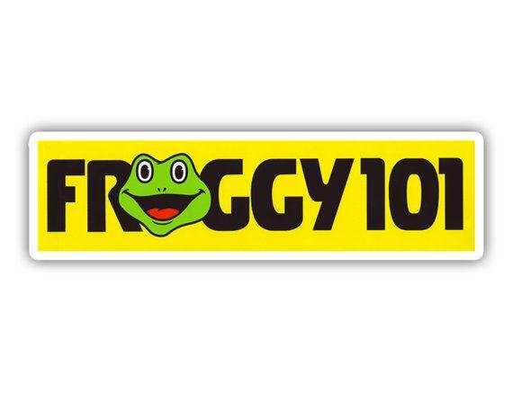 Froggy 101 The Office Nbc Dunder Mifflin Inspired Logo Tv
