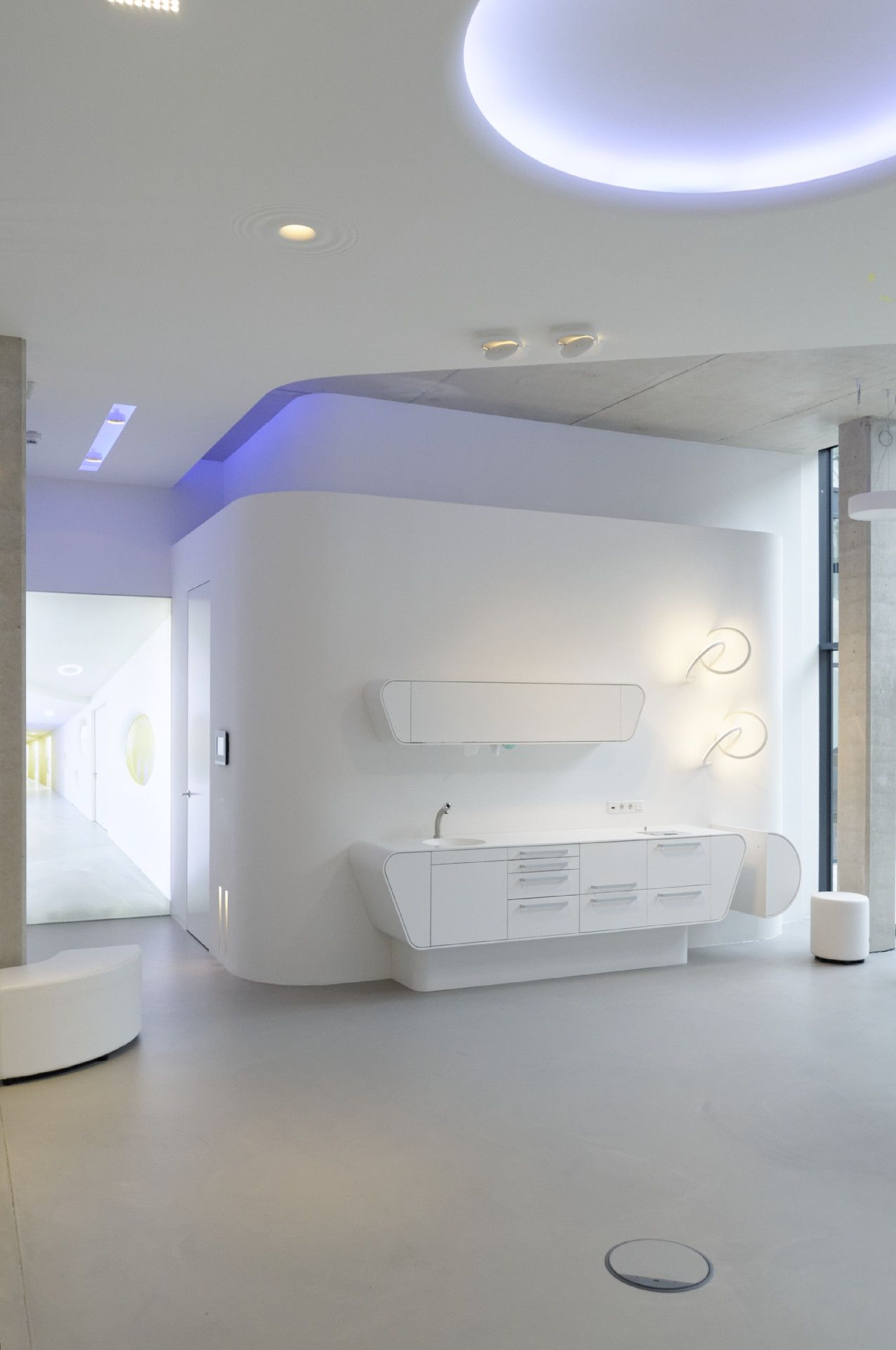 Innenbeleuchtung Design Quote Flos Wall Piercing Flos Soft Architecture Uso Cove Lighting