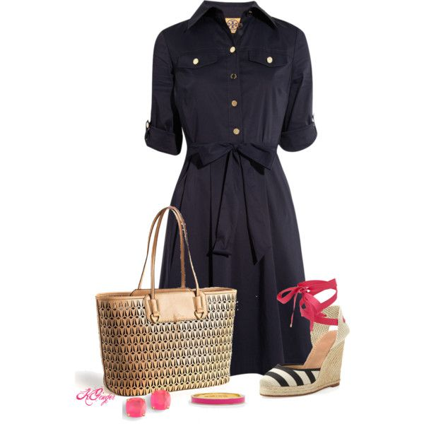 Classic Spring Style, created by kginger on Polyvore