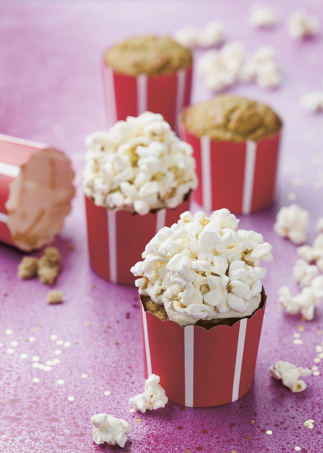 små cupcakes recept