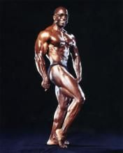 Jim is known for an outstanding physique in his later years. At 75 he still trains hard and releases bodybuilding photos. The photograph above is him aged 61, which many people believed was edited as they could not believe the muscular definition of a man of this age.   He also had a successful career as a younger man and acheived an impressive set of titles. Jim is outspoken in support of the vegan diet and encourages people to eat a healthy, plant-based diet for the good of their health…