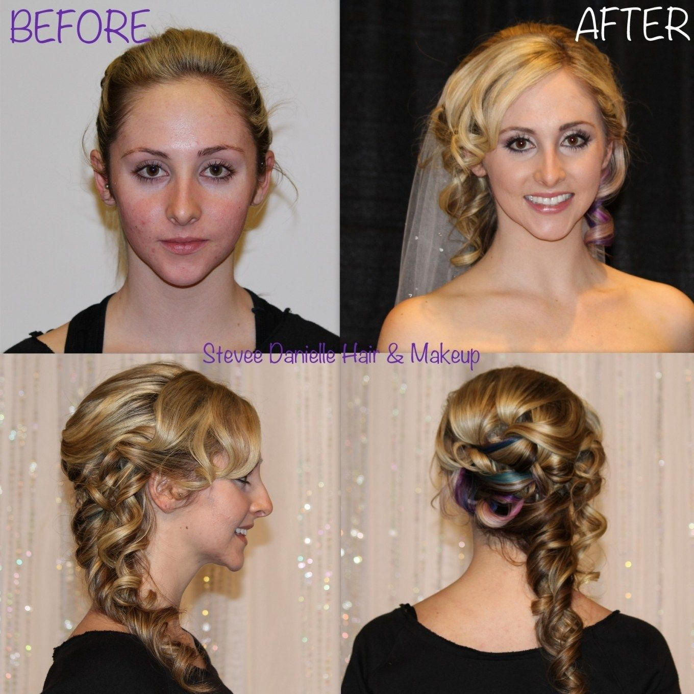 wedding hair and makeup in las vegas | hairstyles ideas for me