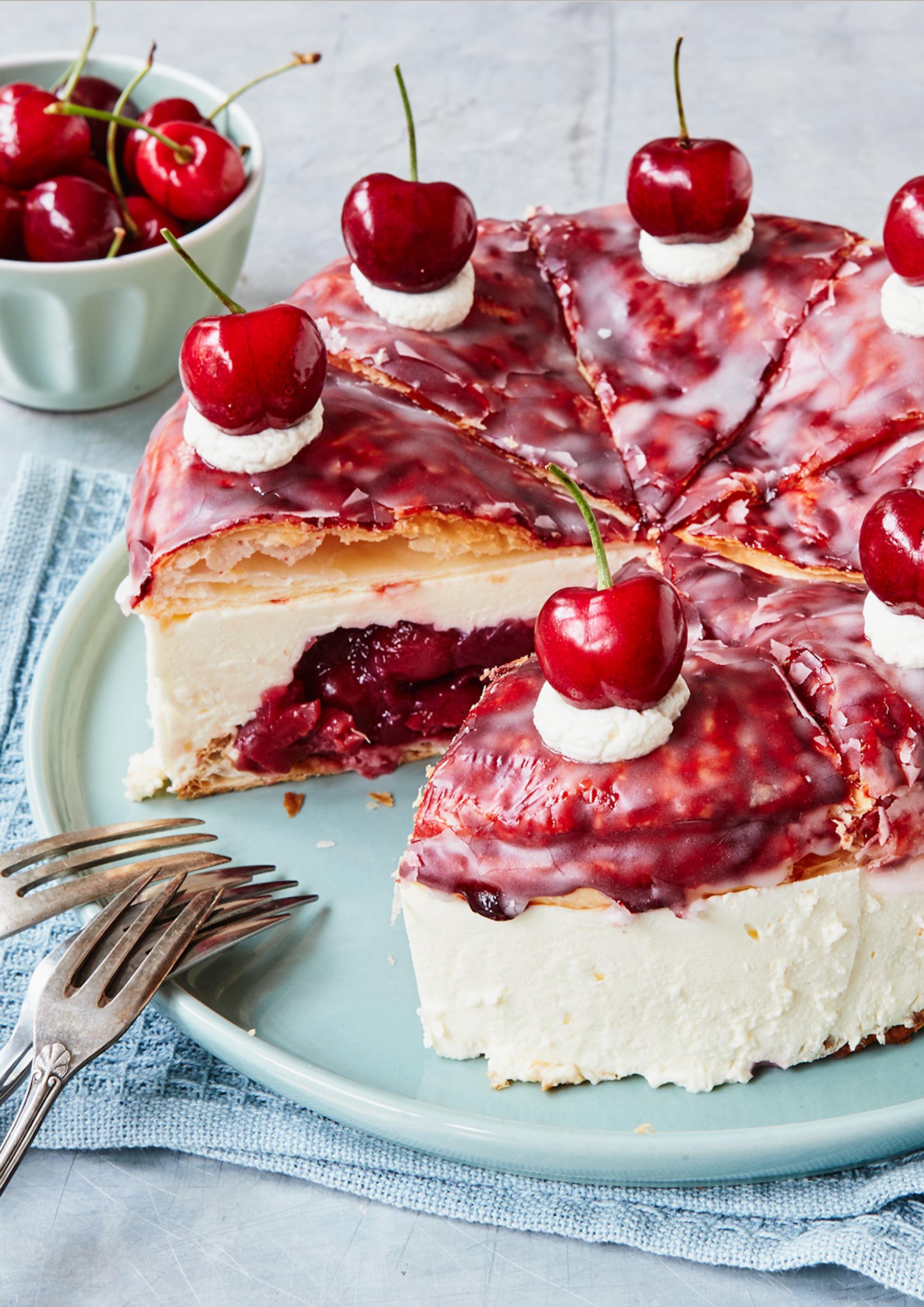 Holländer Torte